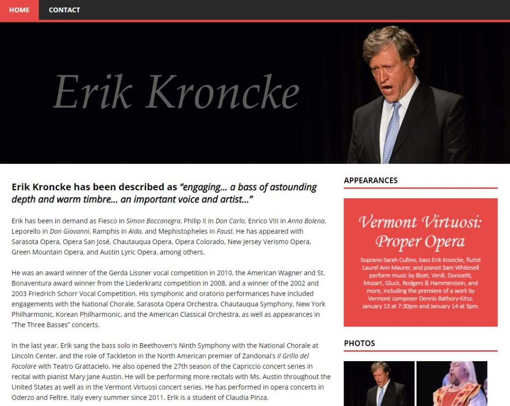 ErikKroncke.com